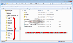 12 versions de .Net Framework sur une seule machine ! Il est temps de faire le ménage avec .NET Framework Cleanup Tool