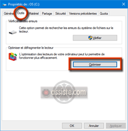 Accélérer l'ordinateur - Optimiser l'ordinateur - Accélérer Windows - Optimiser les performances de Windows - Accélérer PC
