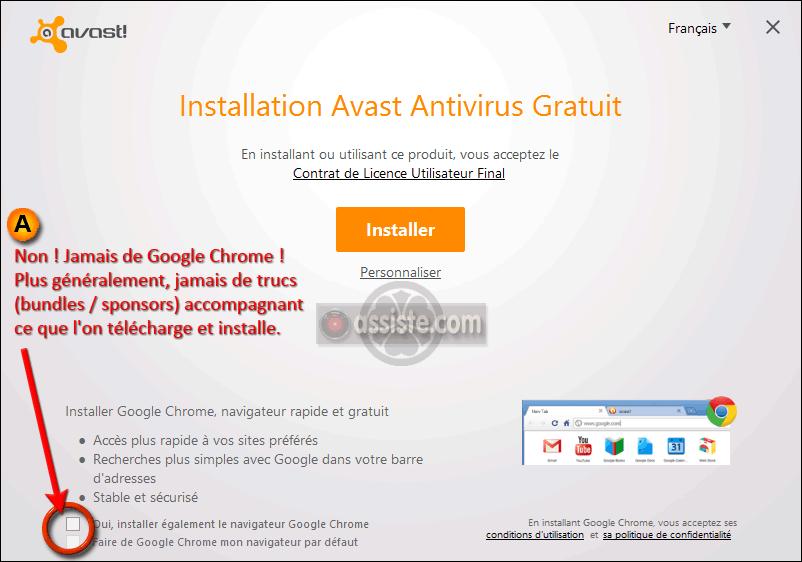 avast anti virus gratuit