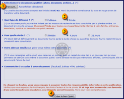 Utilisation du service Cjoint