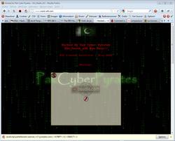 Defaçage - Hack d'un site Web
