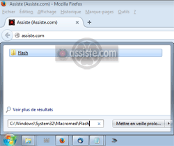 Désinstaller Adobe Flash Player