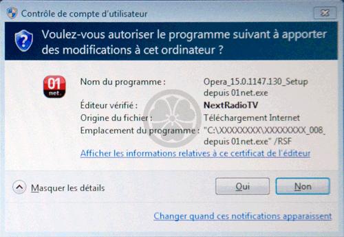 opera 2013 gratuit 01net