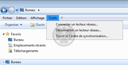 "Explorateur Windows : ""Options des dossiers"" ne s'affiche pas"