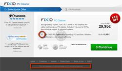 FIXIO TÉLÉCHARGER CLEANER GRATUITEMENT PC