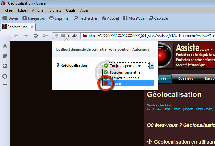Application site de rencontre geolocalisation