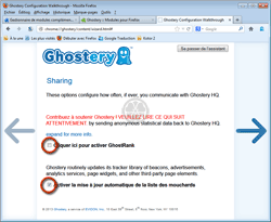 Ghostery - Installation