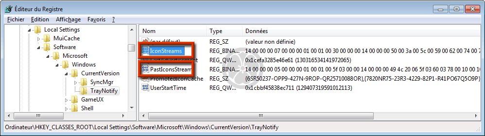 disparition de lic244ne de r233glage du volume du son dans le