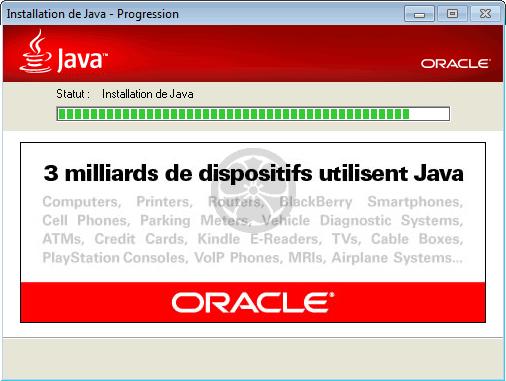 Quelle Est Ma Version De Java Mise A Jour Ou Installation De Java