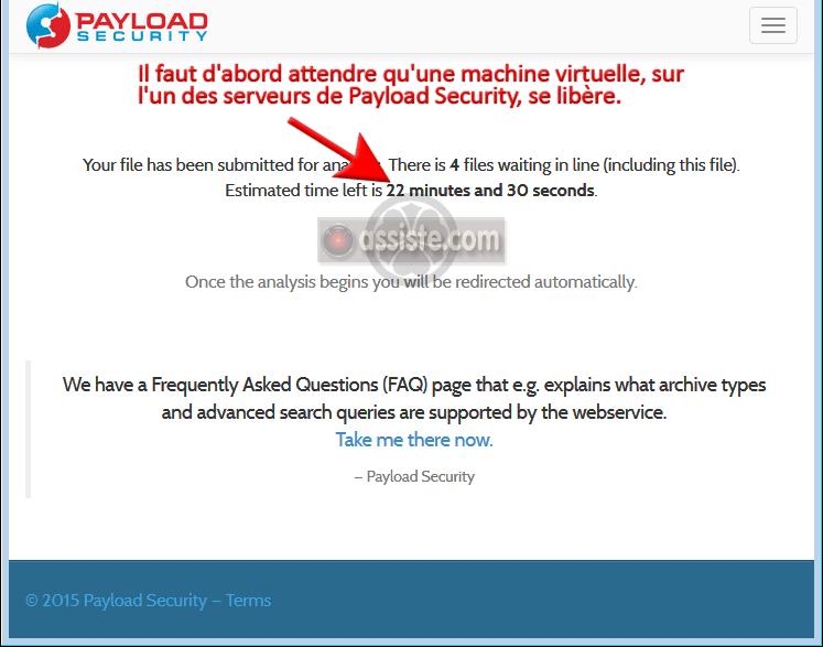 Payload Security - Hybrid Analysis - VxStream Sandbox