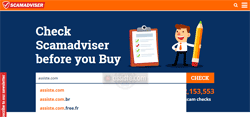 ScamAdviser (scamadviser.com) Whois - Domain name search - recherches Whois