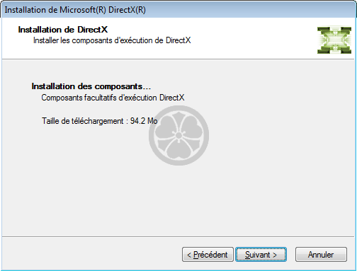 Mise a jour directx opengl