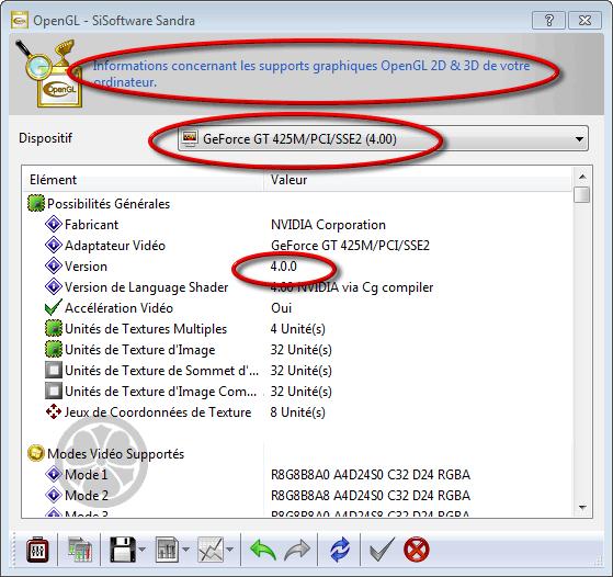 GRATUIT TÉLÉCHARGER OPENGL 1.3